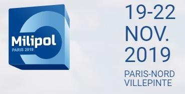 Centigon participe à MILIPOL 2019