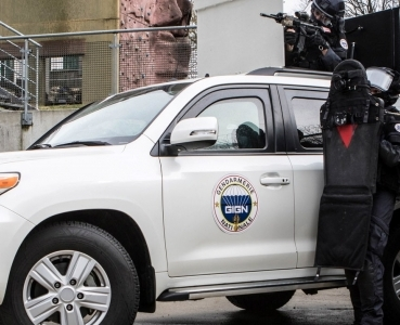 Centigon is supplying armoured vehicles to the GIGN